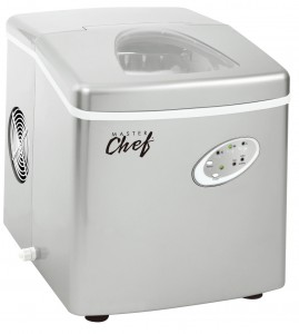 MASTER CHEF COMPACT ICE MAKER